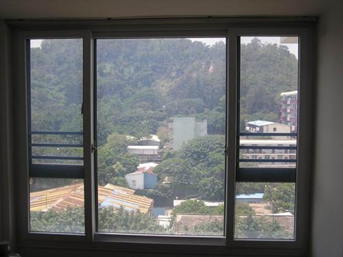 深圳春树里隔音窗隔音玻璃安装实例